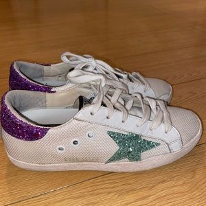 AUTHENTIC GOLDEN GOOSE SNEAKERS SIZE 5